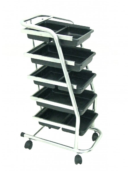 Work Trolly 5 Drawers Olia MPS-024