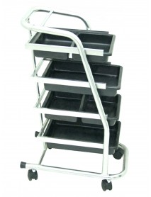 Work Trolly 4 Drawers Quicksmile MPS-025