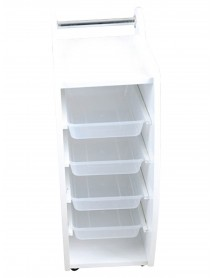 Work Trolly 4 Drawers Silia MPS-021