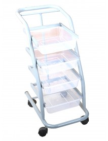 Work Trolly 4 Drawers Silia MPS-022