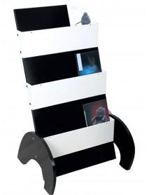Bookcase 3 Layers Silia MPS-023