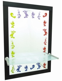 Children's Mirror Yamanu FCG-010