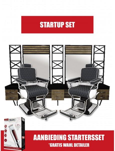 Startupset aanbieding