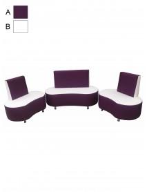 Waiting Room Couch Mela BEK-03