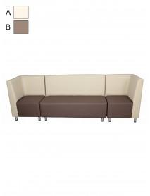 Waiting Room Couch Mitz BEK-022