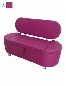 Waiting Room Couch Rowa BEK-06